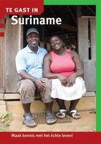 Te gast in...  -   Te gast in Suriname