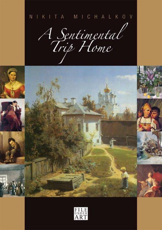 Cover van de film 'A Sentimental Trip Home'