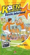 Koen Kampioen - Eerste interland (luisterboek)