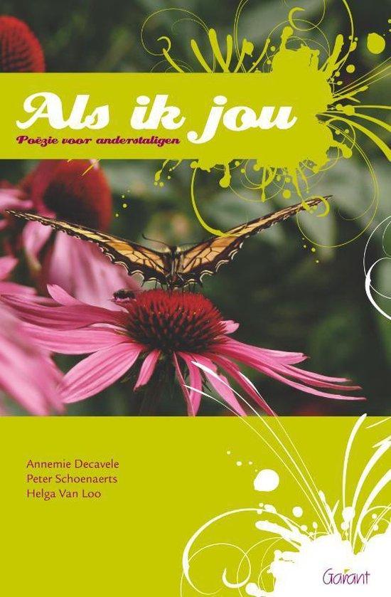 Boek cover Als ik jou + DVD van Annemie Decavele (Paperback)