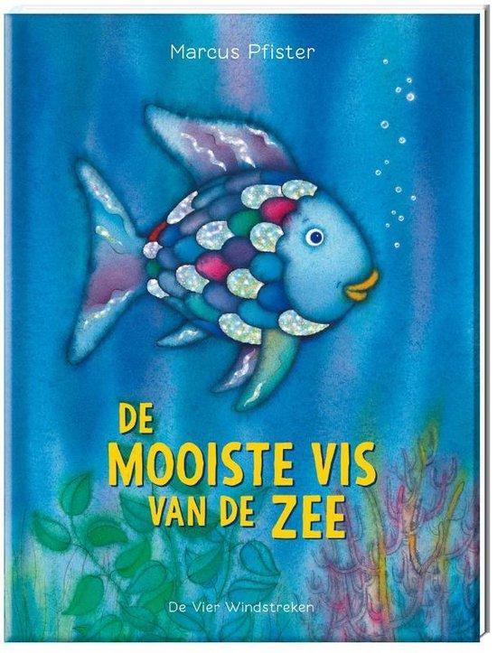 Boek cover De Mooiste Vis van de Zee van Marcus Pfister (Hardcover)