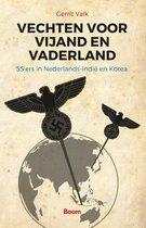Boek cover Vechten voor vijand en vaderland van Gerrit Valk (Paperback)