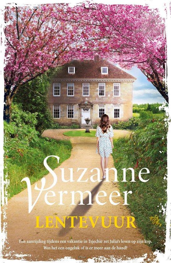 Boek cover Lentevuur van Suzanne Vermeer (Paperback)