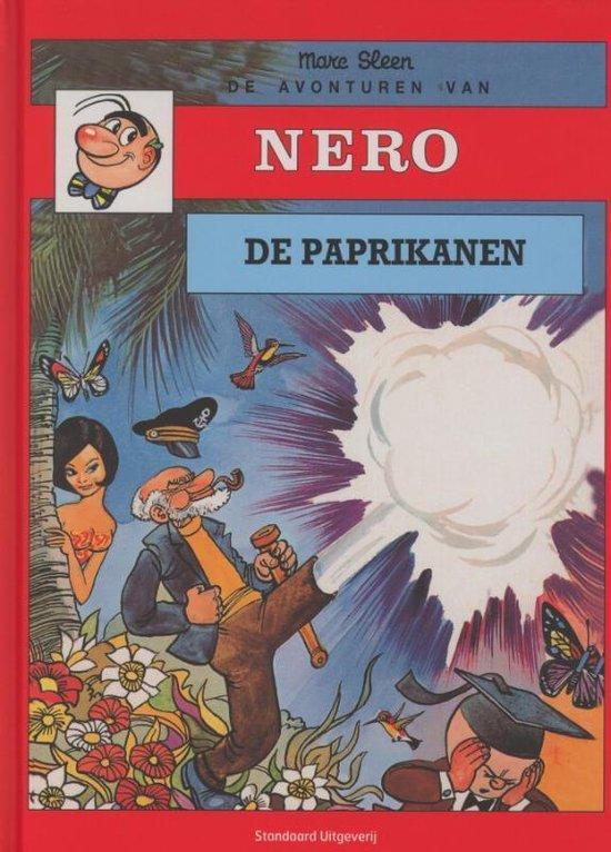 Cover van het boek 'Nero (hardcover) 23 De parikanen'