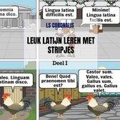 Leuk Latijn leren met stripjes