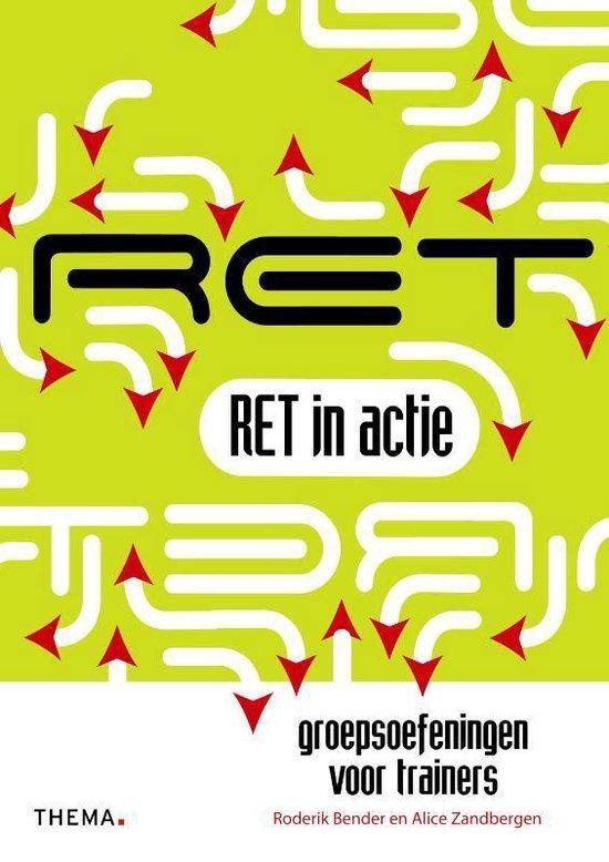 Boek cover RET in actie van Roderik Bender (Paperback)