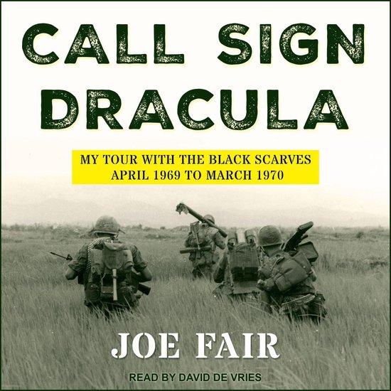 Boek cover Call Sign Dracula van Joe Fair (Onbekend)
