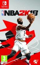 NBA Basketball 2K18 - Switch