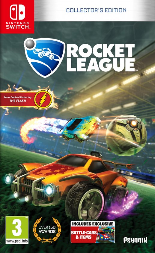 Rocket League - Switch (Collector's Edition)