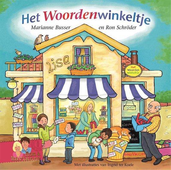 De Winkeltjes  -   Het woordenwinkeltje