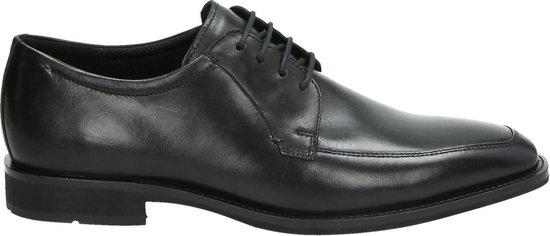 ECCO Calcan nette heren schoen - Zwart - Maat 45