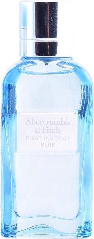 MULTI BUNDEL 2 stuks FIRST INSTINCT BLUE WOMEN eau de parfume spray 30 ml