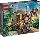 LEGO Jurassic World Jurassic Park: T. rex chaos - 75936