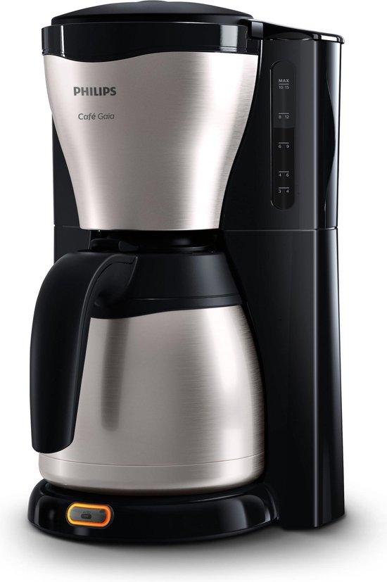 Philips Cafe Gaia HD7546/20 - Koffiezetapparaat - Zwart