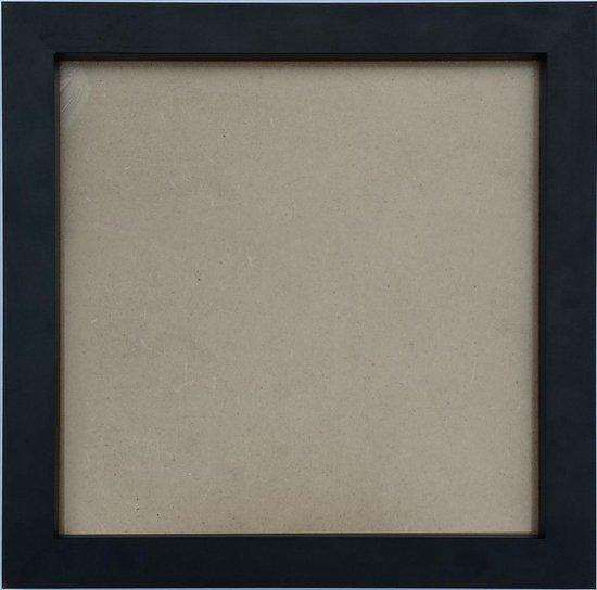 Homedecoration Victoria - Aluminium - fotolijst - Fotomaat - 65x148 cm - zwart