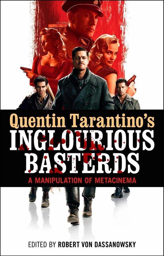 Boek cover Quentin Tarantinos Inglourious Basterds van  (Onbekend)
