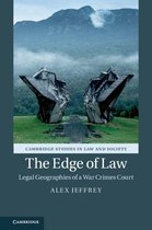 Omslag The Edge of Law