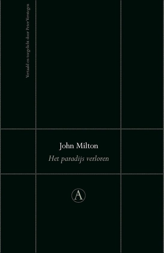 Het paradijs verloren - John Milton   Fthsonline.com