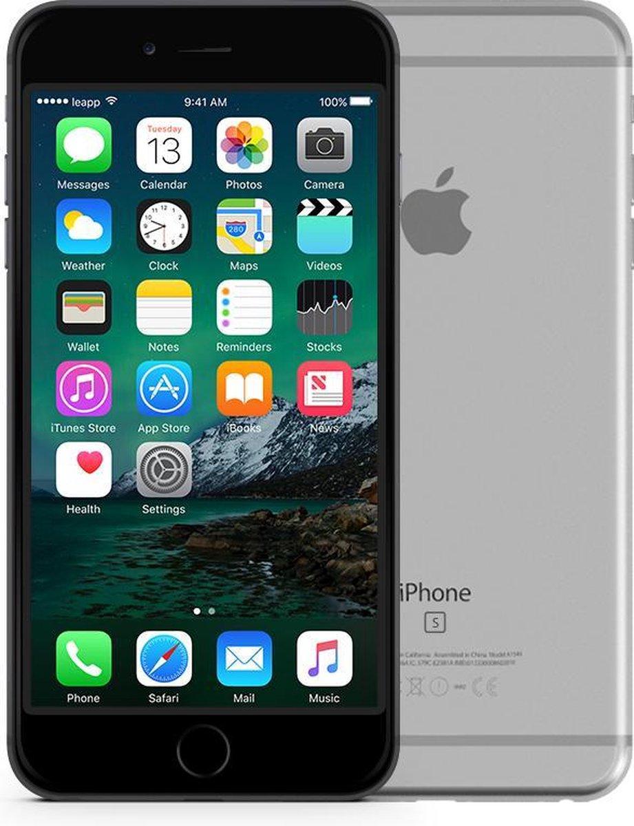 Apple iPhone 6s Plus - Refurbished door Leapp - A grade (Zo goed als nieuw) - 64GB - Spacegray