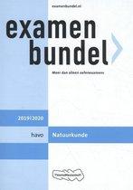 Boek cover Examenbundel havo Natuurkunde 2019/2020 van O.G. Krant
