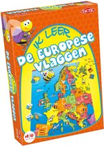 Ik leer de Europeese vlaggen - Educatief spel