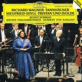 Wagner: Tannhauser, Siegfried-Idyll etc / Herbert von Karajan, Jessye Norman