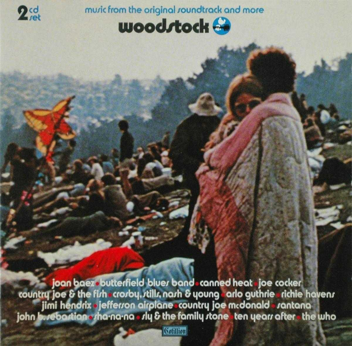 Woodstock: Music from the Original Soundtrack and More - Woodstock
