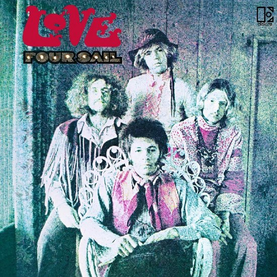 Love - Four Sail(Exp.&Remastered)
