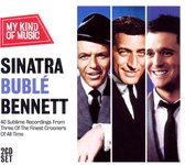 My Kind Of Music - Sinatra, Bublé & Bennett (2CD)