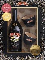 Baileys - Original with two Ceramic Bowls