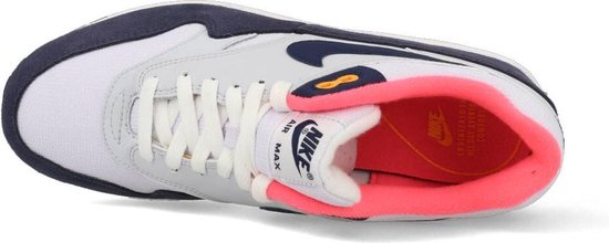 | Nike Air Max 1 319986 116 Wit Blauw Roze 40