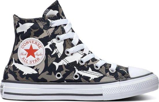 Converse All Star High Zwart Heren om te zoenen