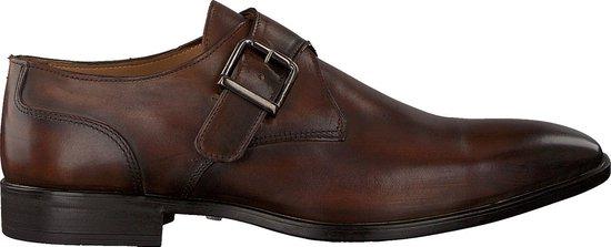 Mazzeltov Heren Nette schoenen 3827 - Cognac - Maat 44