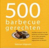 500 barbecuegerechten