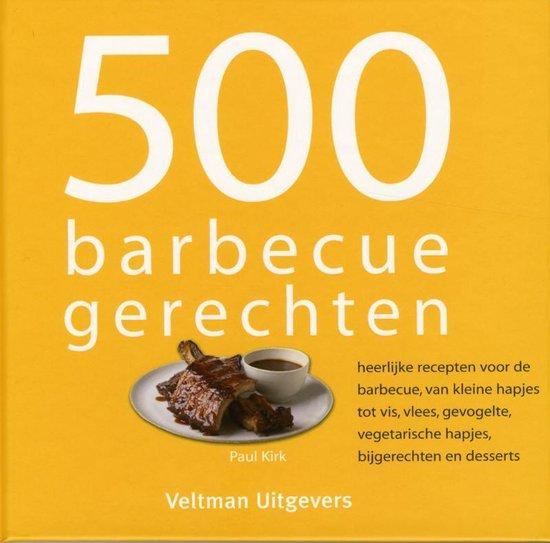 Afbeelding van 500 barbecuegerechten