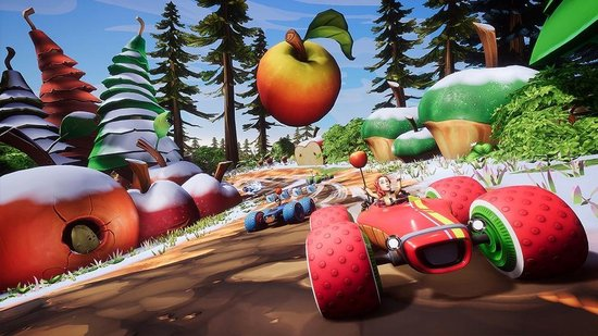 PQube All-Star Fruit Racing video-game PlayStation 4 Engels