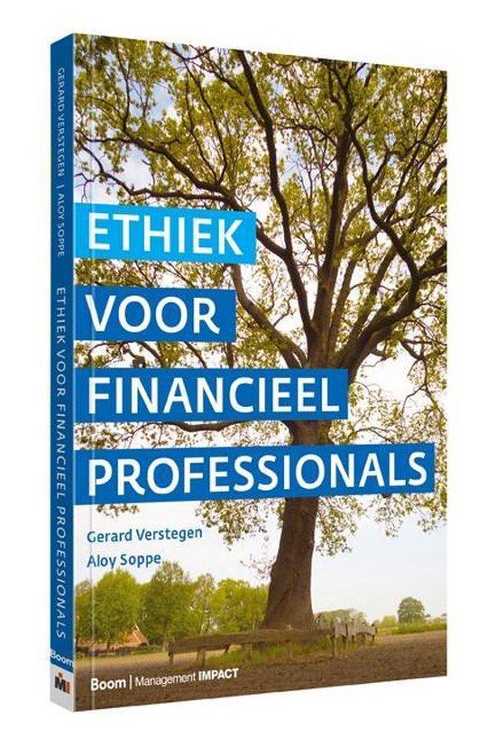 Ethiek voor financieel professionals - Gerard Verstegen |