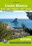 Rother wandelgids Costa Blanca