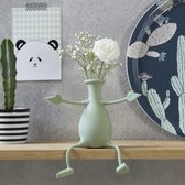 Peleg Design flexibel vaasje Florino - Mint groen