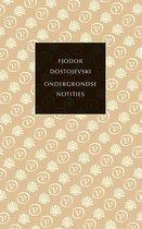 Boek cover De kleine Russische bibliotheek  -   Ondergrondse notities van Fjodor Dostojevski