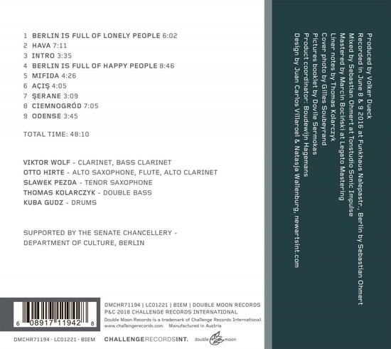 Halbtraume - Jazz Thing Next Generation Vol. 72