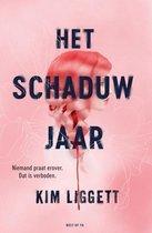 Boek cover Het schaduwjaar van Kim Liggett (Onbekend)