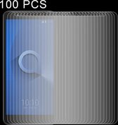 Let op type!! 100 stuks 0 26 mm 9H 2.5D getemperd glas Film voor Alcatel 1 X