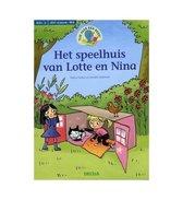 Tijd voor een boek  -   Het speelhuis van Lotte en Nina