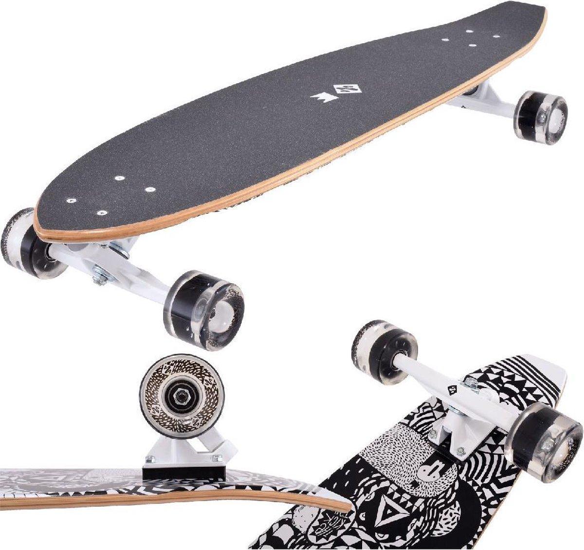 Street Surfing Longboard Kicktail Rumble 91cm