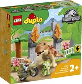 LEGO DUPLO T-Rex en Triceratops Dinosaurus Ontsnapping - 10939