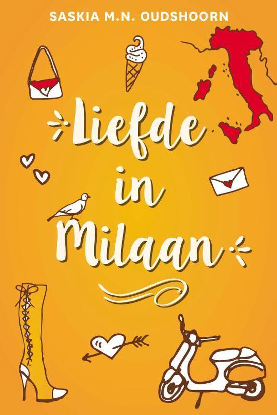 Liefde in Milaan-bundel