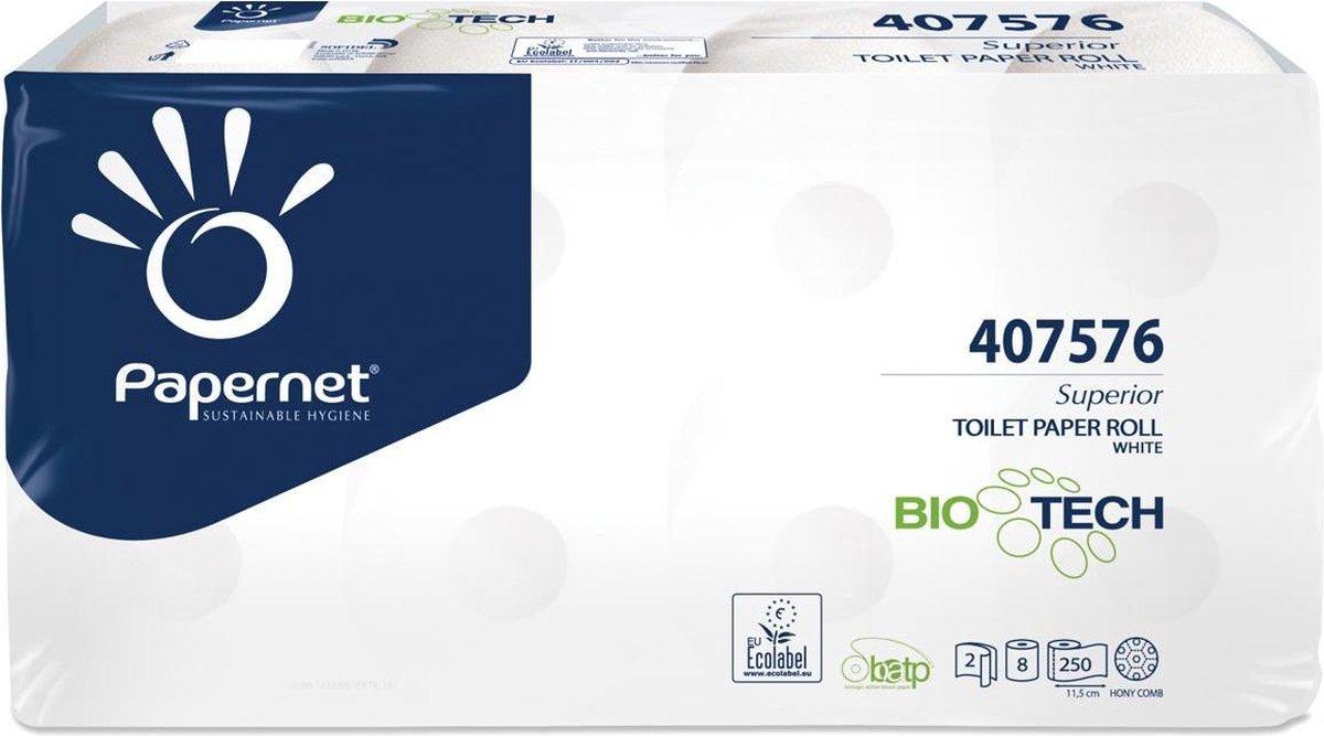 Papernet Toiletpapier Bio Tech, 2-laags
