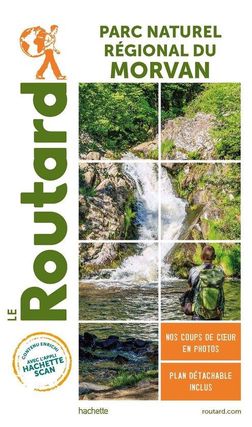 Boek cover Guide du Routard Morvan van Collectif (Onbekend)