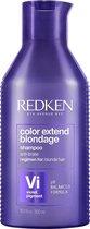Redken Color Extend Blondage Shampoo 300ml - Zilvershampoo vrouwen - Voor Alle haartypes
